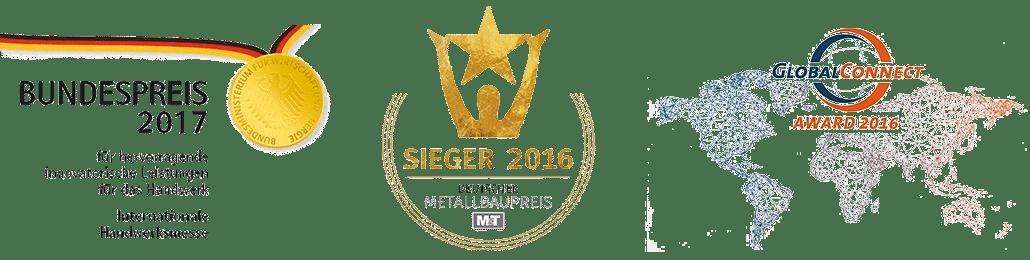 MetallArt Auszeichnungen