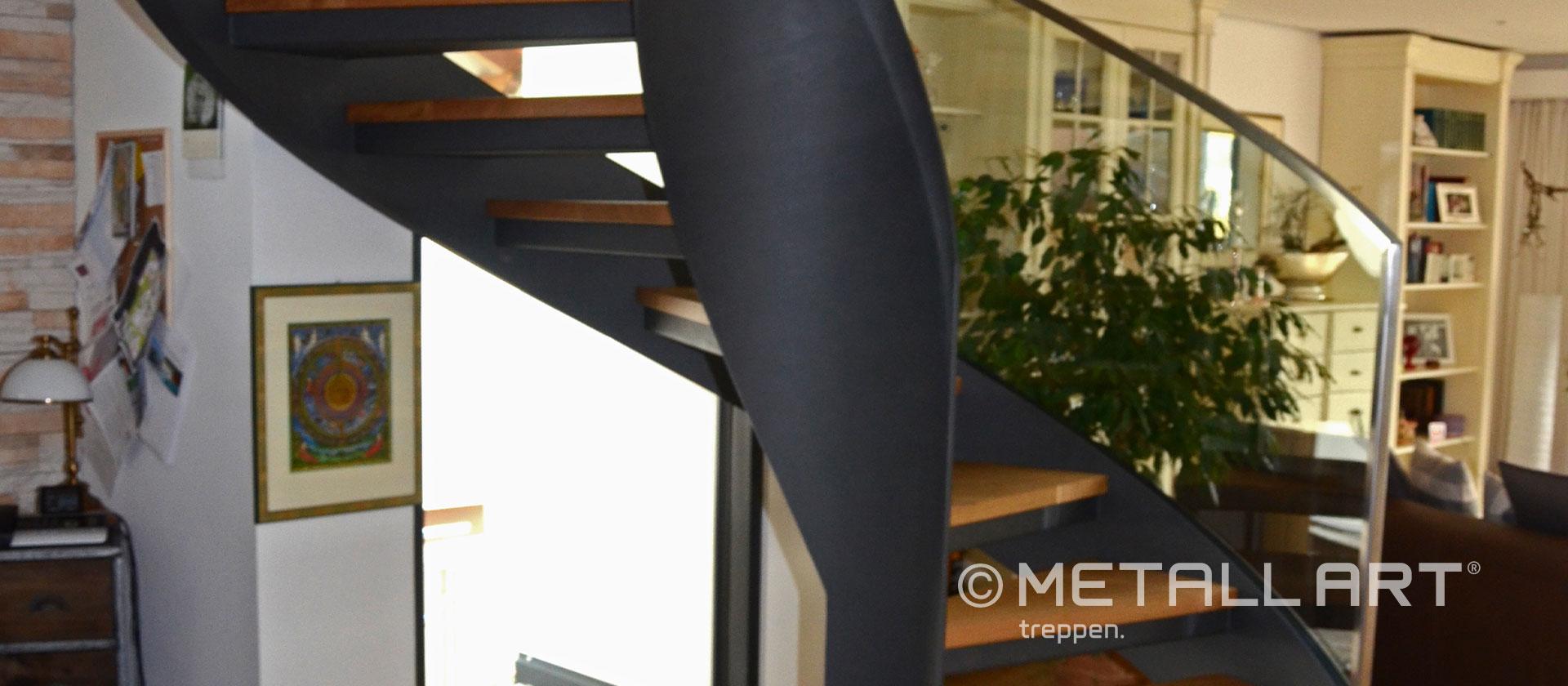 Design Treppe Wohnraum