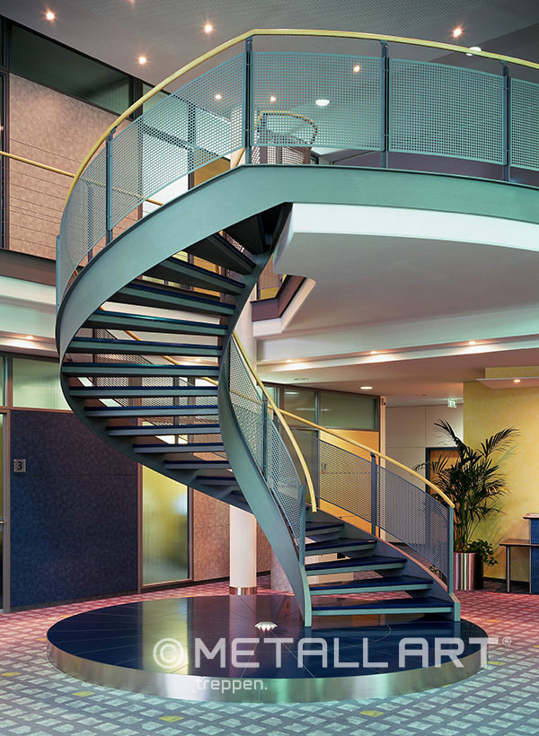 Lochdesign Treppe