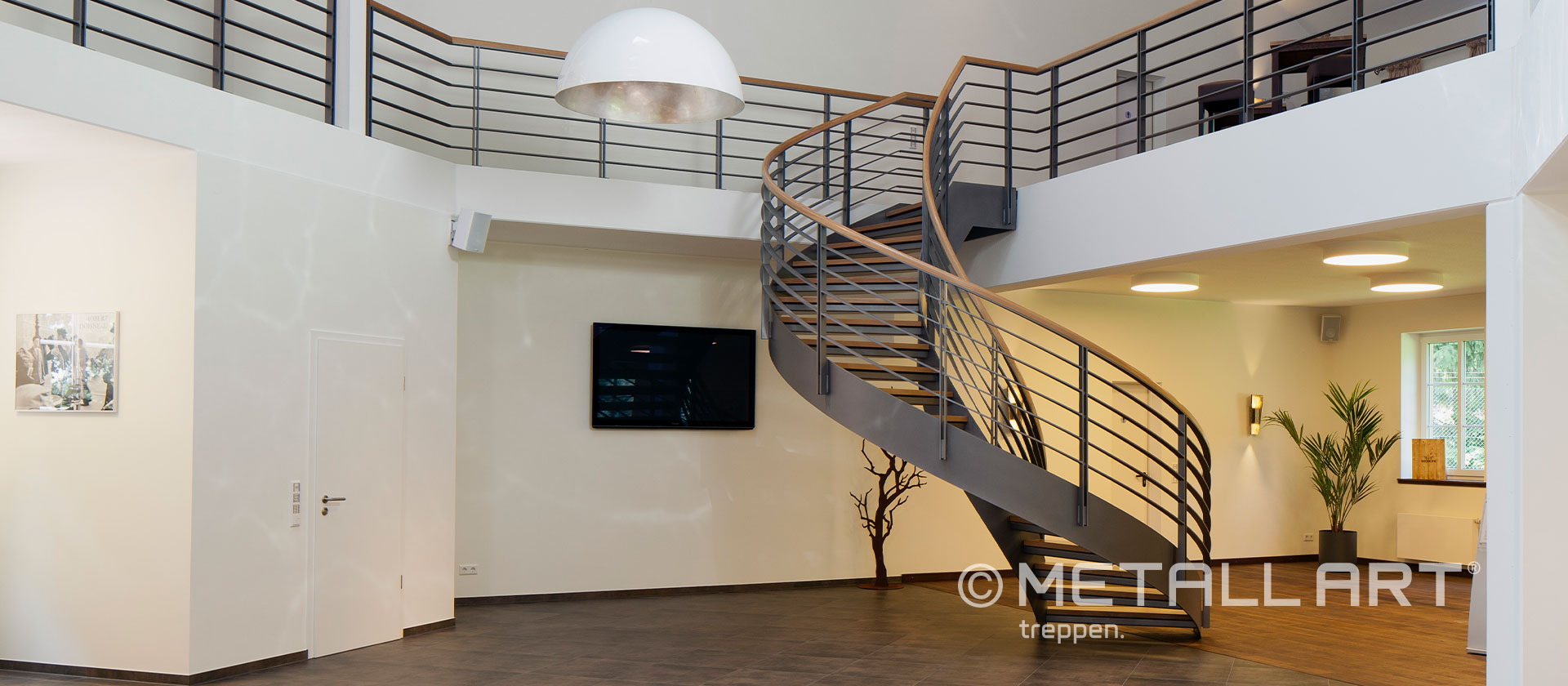 Treppe als Gestaltungselement