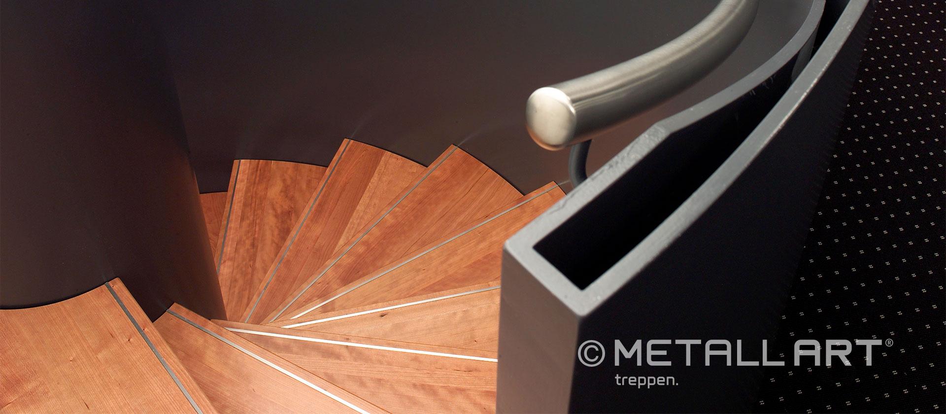 Treppe fürs Büro