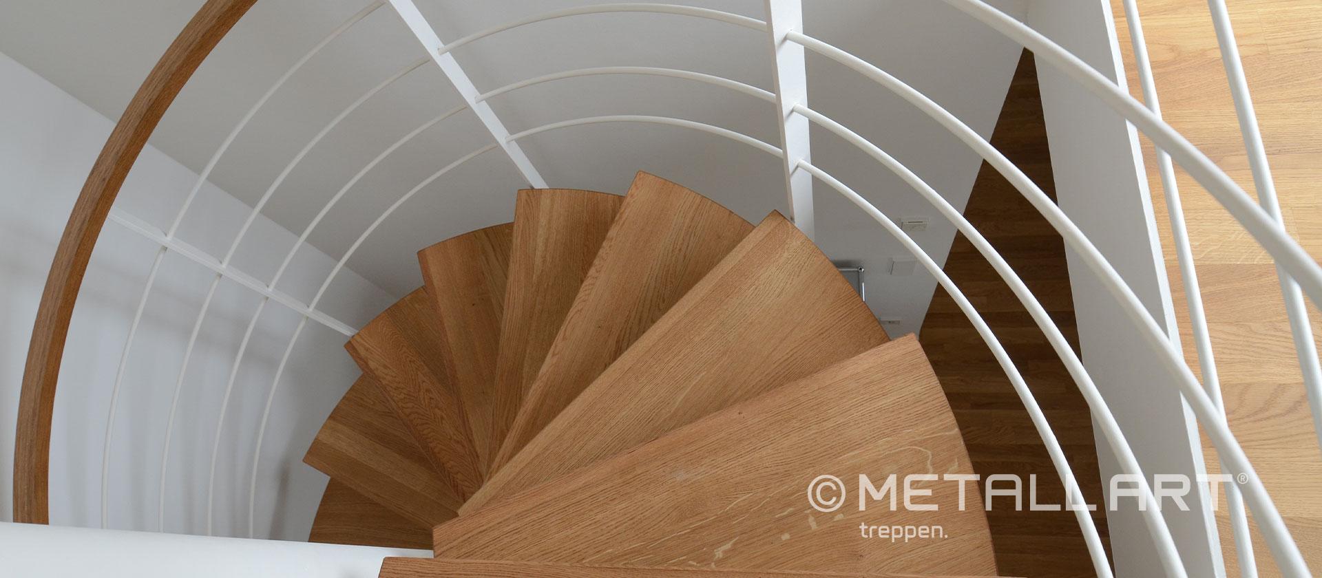 Grazile Treppe Innenraum