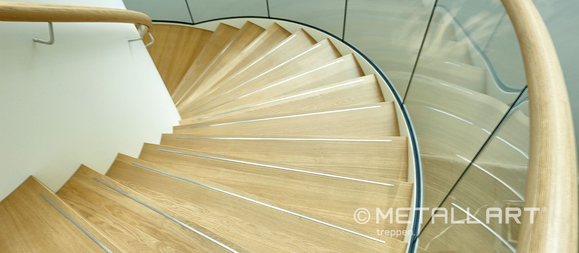 Holz Treppenstufen Wangentreppe