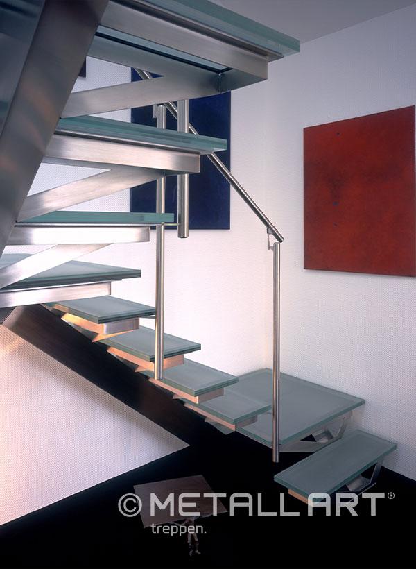 Treppe Mittelholm Dreieck
