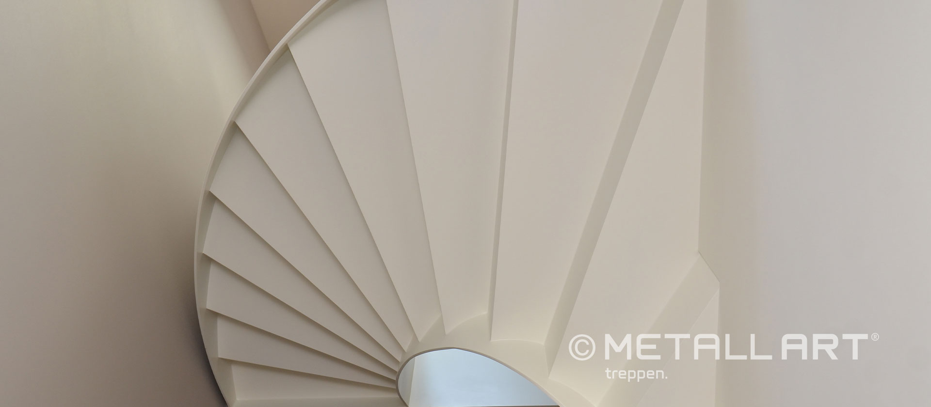 Treppe Wangen groß weiß