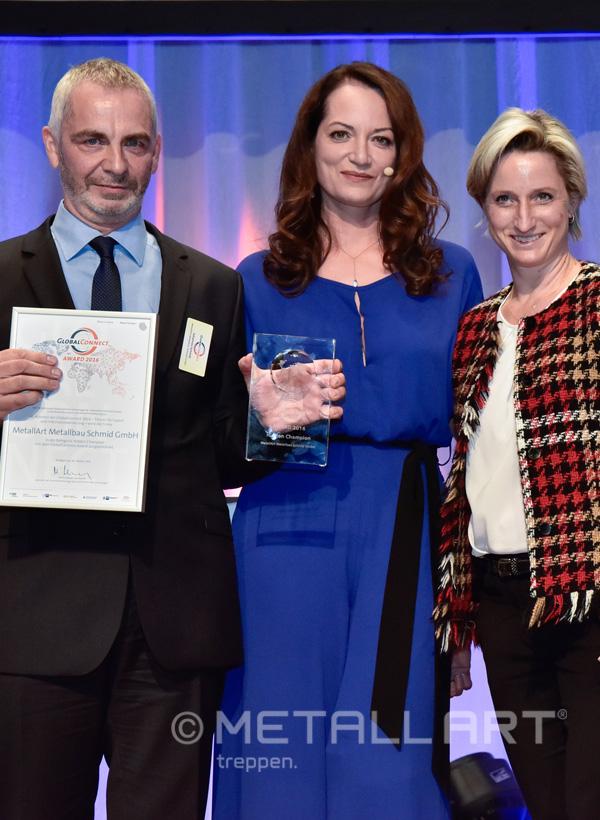GlobalConnect Award 2016