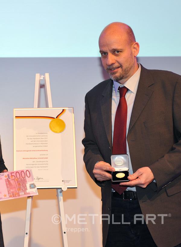 Verleihung Bundespreis IHM