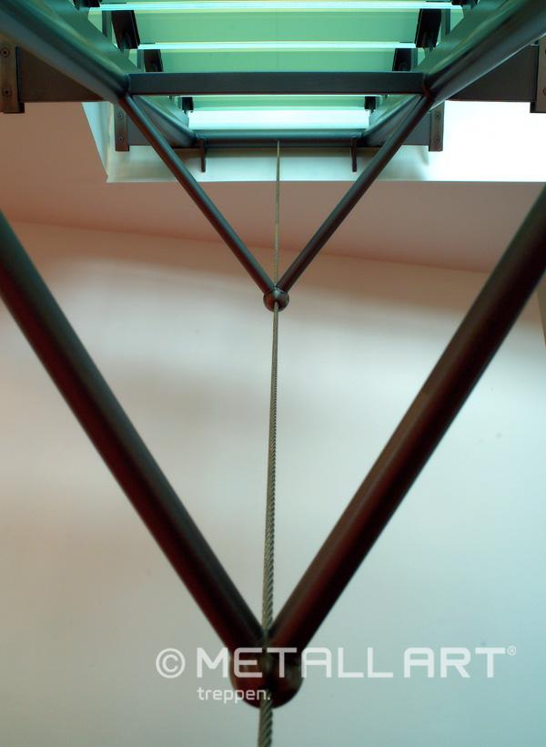 Treppe von MetallArt